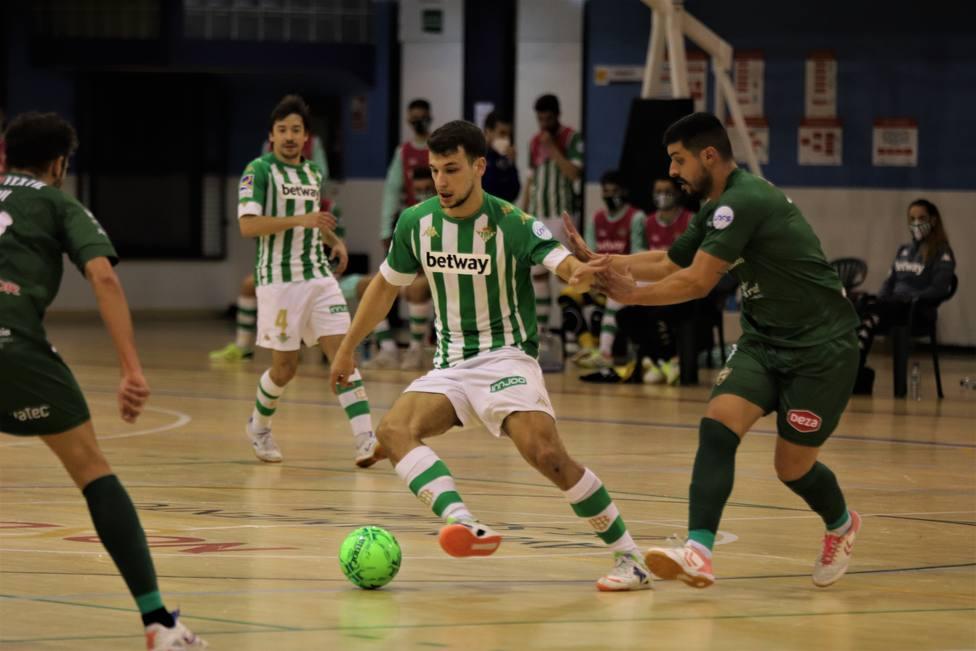 El Inter golea al Jaén (0-6) y el Córdoba gana al Betis (1-2)