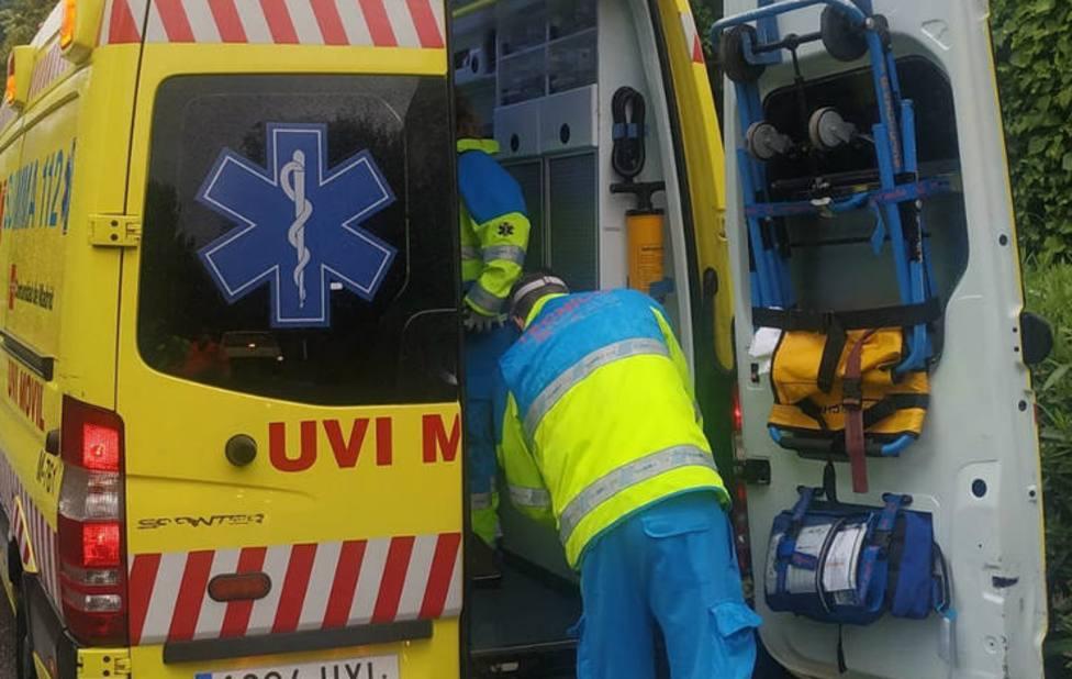 Herido un hombre tras sufrir una agresión en la calle San Agustín de Logroño