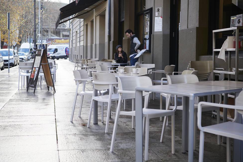 El Tribunal de Navarra autoriza la prórroga de las medidas que limitan la actividad de la hostelería