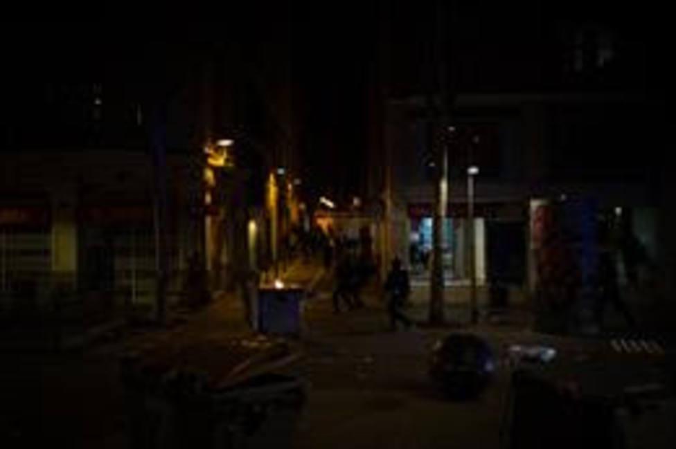 Los Mossos abren una investigación por la pérdida del ojo de una manifestante en una protesta por Hasel