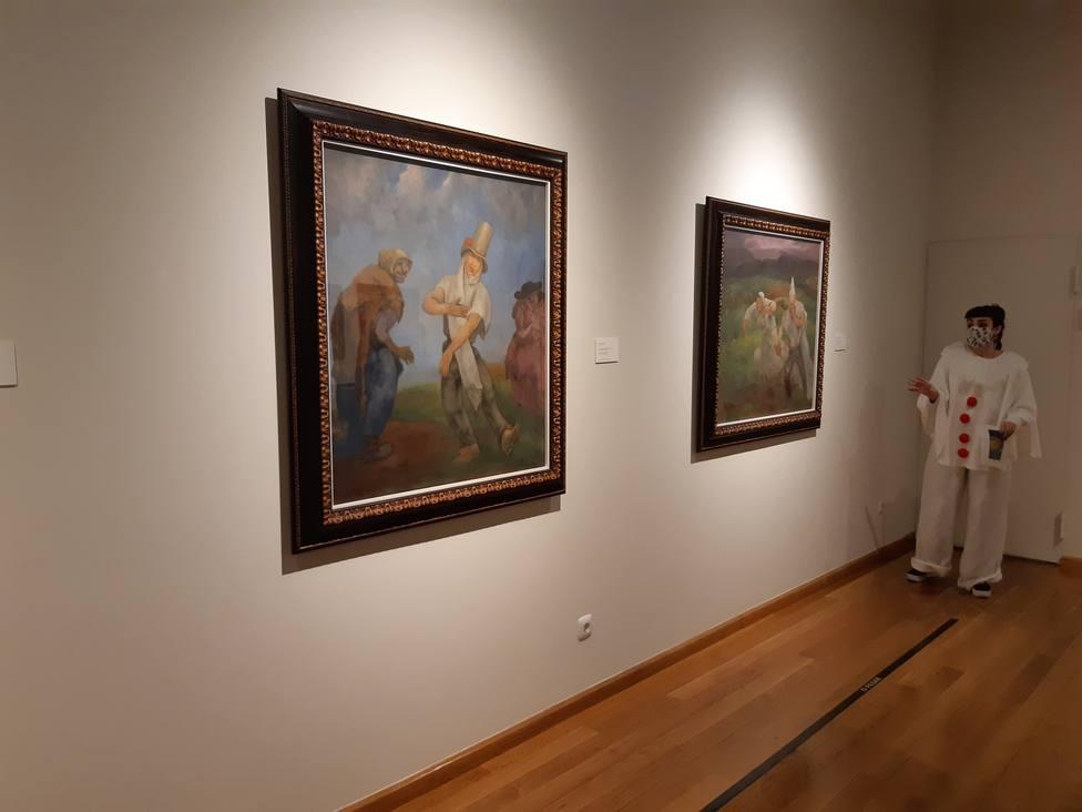 Foto Exposición Evaristo Valle