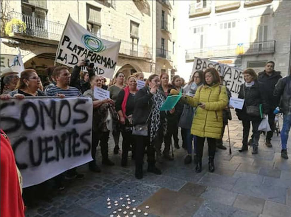 """Cáritas de Girona denuncia la """"inacción"""" de Endesa ante los cortes de luz en Font de la Pólvora"""