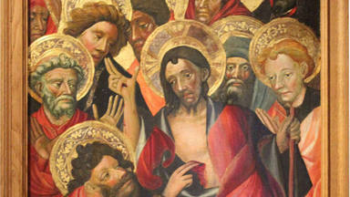 Santoral: Domingo In albis: Los que han blanqueado sus túnicas en la Misericordia Divina