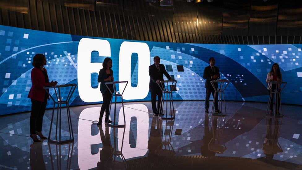 ¿Quiénes apoyarán a los candidatos del 4-M durante el único debate entre todos?