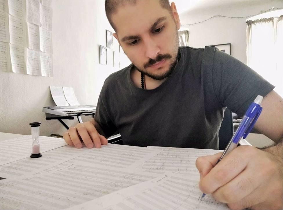 El compositor José Luis Perdigón gana el Premi Internacional Joan Guinjoan por la obra Libration