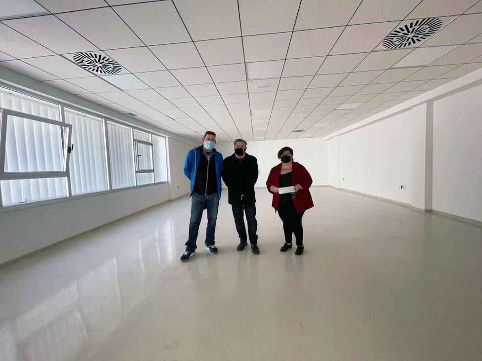 Almería entrega esta semana las llaves de la Escuela de Adultos de La Cañada a sus responsables académicos