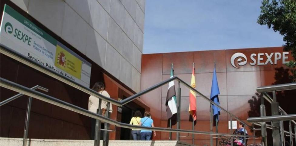 Sede del Servicio Extremeño Público de Empleo (SEXPE). Foto: Agencias (Archivo)