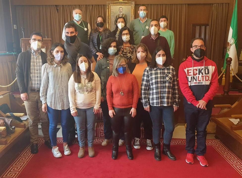 Granada.- El Hospital Virgen de las Nieves incorpora once profesionales con discapacidad intelectual