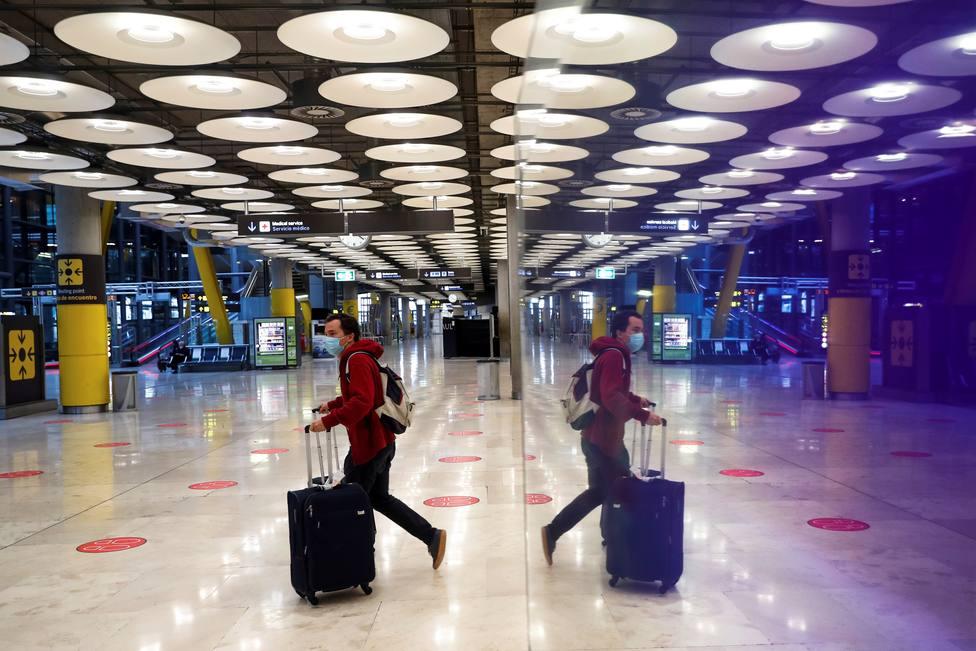 El Gobierno prolonga hasta el 25 de mayo la suspensión de vuelos desde Brasil y Sudáfrica