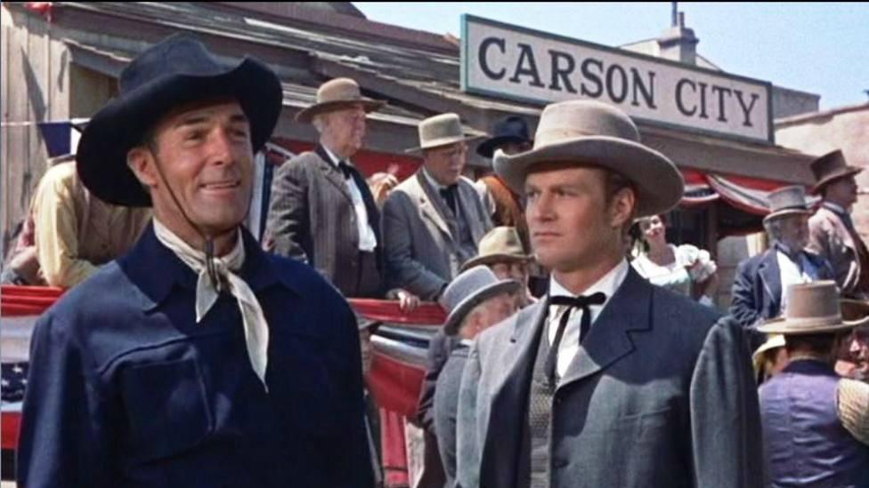 "Este miércoles, en TRECE, Randolph Scott en ""Carson City"""