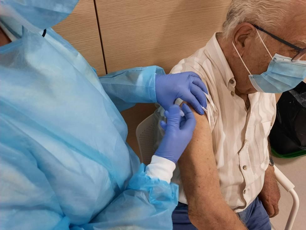 Vacunación en Lugo