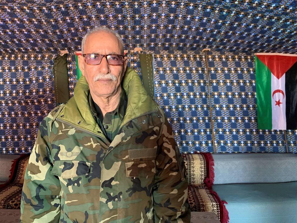 Líder del Frente Polisario