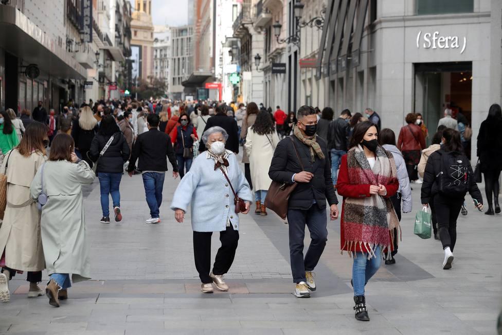 Solo el 6 % de los madrileños tendrá limitaciones de movilidad desde el lunes