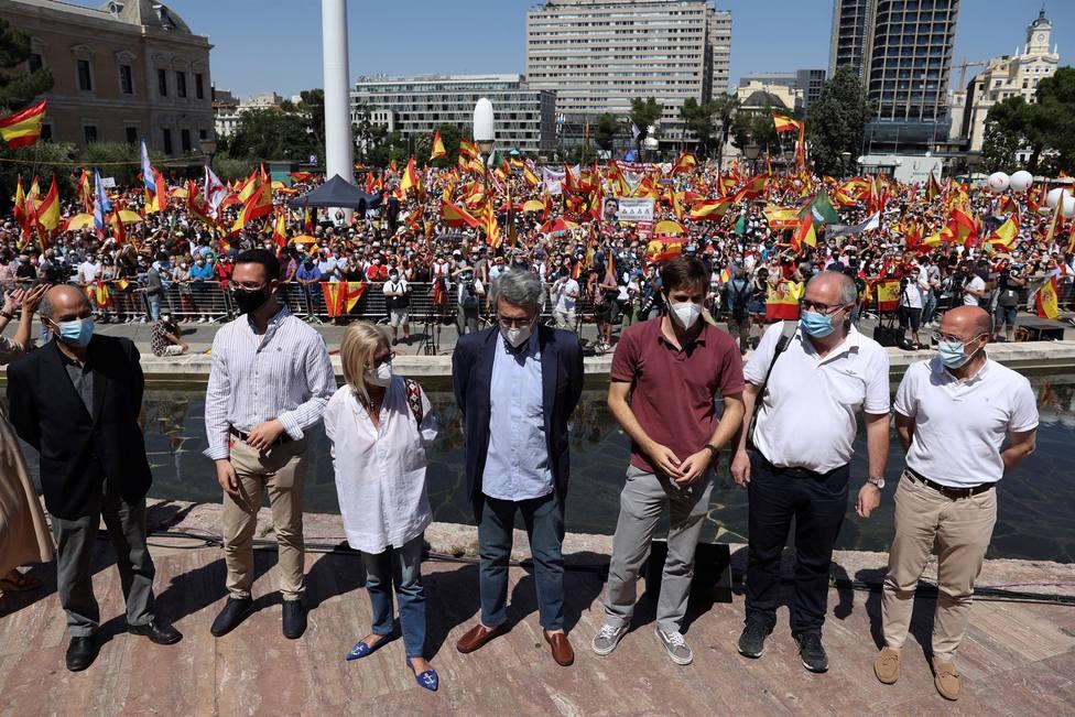 GALERIA: GALERIA |  La 'Foto de Colón' supera todas las previsiones - España - COPE