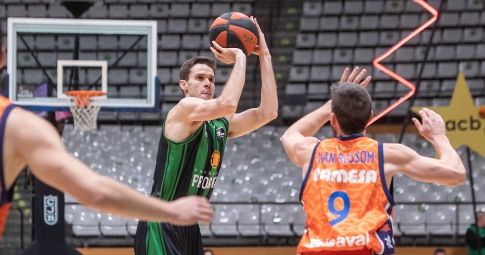 Xabi López-Arostegui se une al proyecto de Valencia Basket