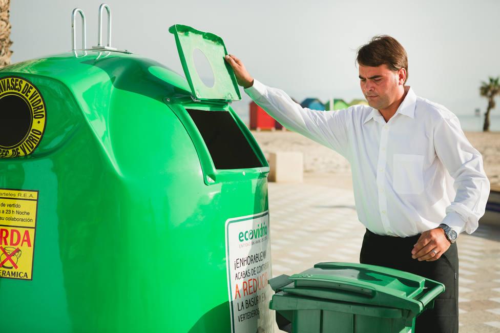 Más de un centenar de municipios costeros competirán por la Bandera Verde de la sostenibilidad de Ecovidrio
