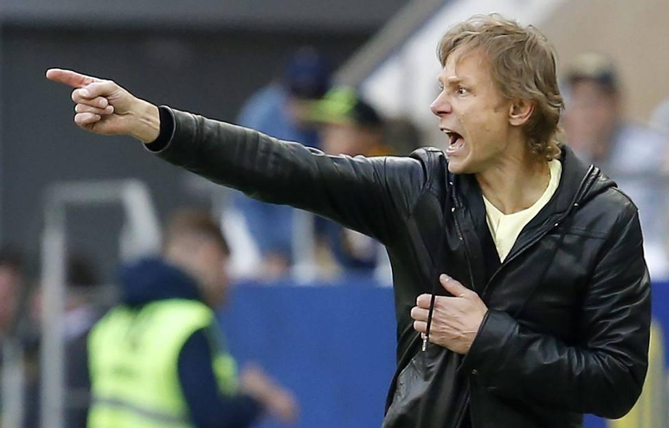 Valeri Karpin asumirá las riendas de la selección rusa en sustitución de Stanislav Cherchésov.