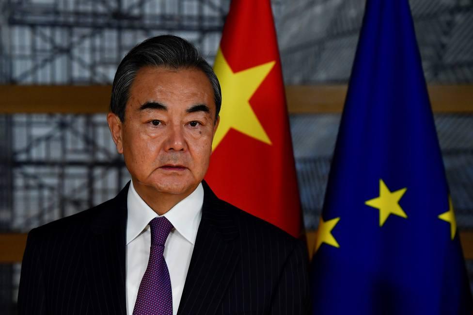 Wng Yi, ministro de Asuntos Exteriores de China