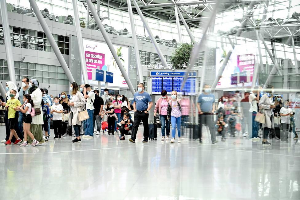 Alemania exigirá test negativos a los viajeros mayores de 12 años no inmunizados a partir del 1 de agosto