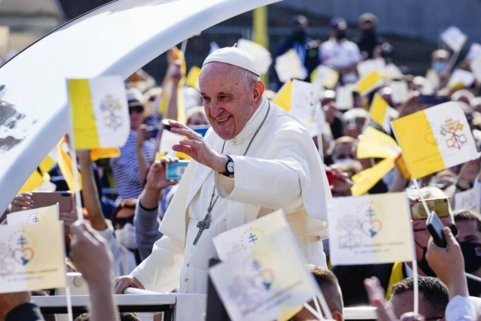 Este miércoles, TRECE emite la Misa de Despedida del Papa Francisco en el Santuario de Šaštin