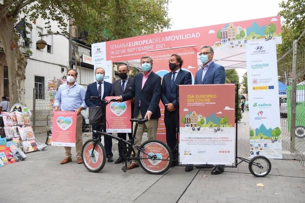 La Semana de la Movilidad arranca con 16 actividades y la idea de concienciar del uso de transportes públicos