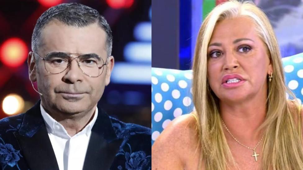Jorge Javier Vázquez frena Sálvame para referirse al futuro de Belén Esteban en televisión: No lo descarto