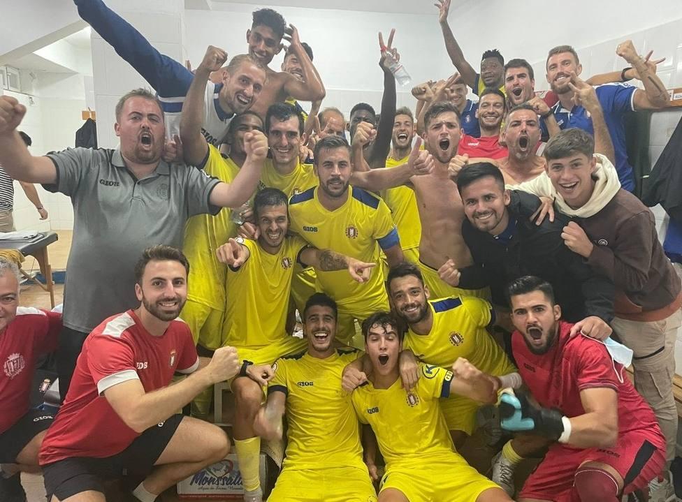 Segunda victoria seguida para el CF Lorca Deportiva