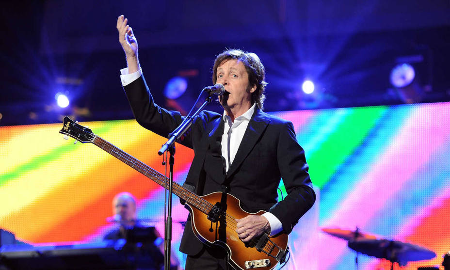 McCartney ha vuelto y por todo lo alto