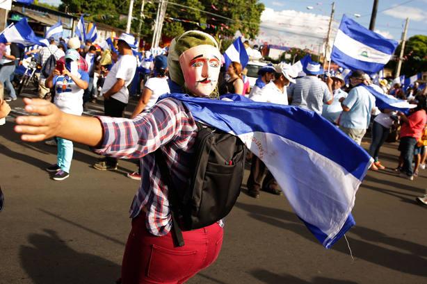 Nicaragua cumple 4 meses de crisis entre manifestaciones