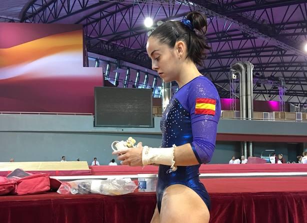 Ana Pérez logra la 23ª posición en la final del Mundial de Doha
