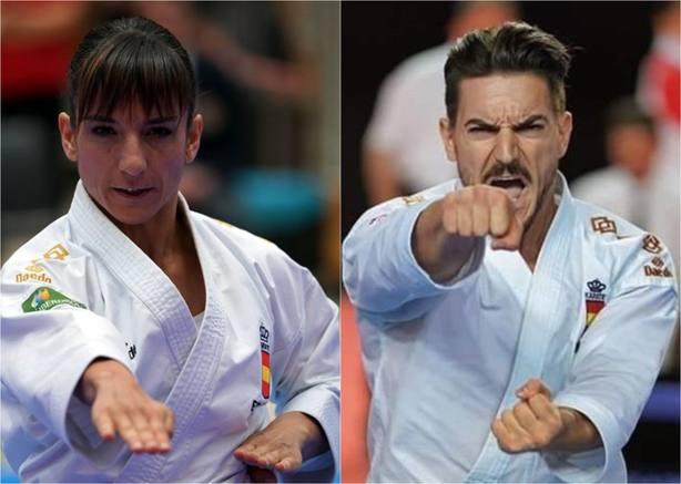 Karate/Mundial.- Sánchez y Quintero, a por el oro en kata del Mundial y Seck peleará por el bronce en +84 kilos