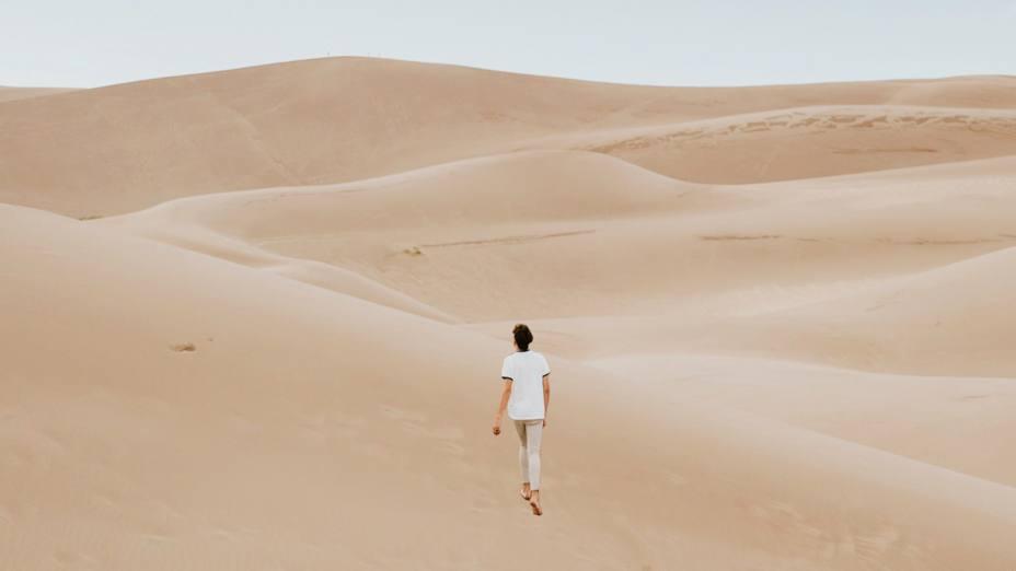 San Sabas tuvo tentaciones en el desierto como Cristo