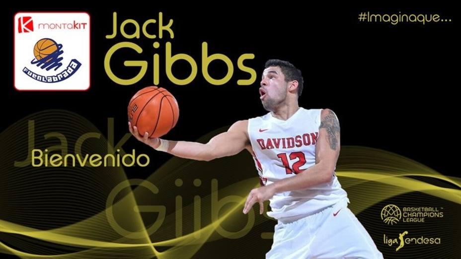 Jack Gibbs no jugará finalmente en el Montakit Fuenlabrada por asuntos personales