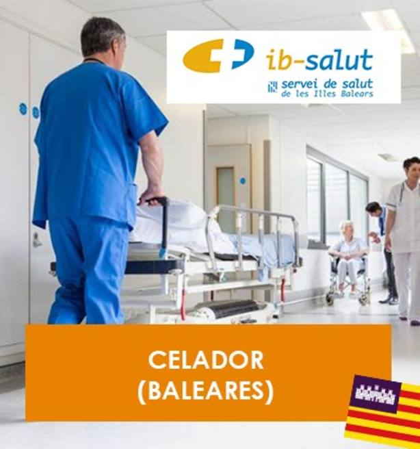 Denuncian ante el IB-Salut que los celadores de los hospitales sufren estrés por falta de medios
