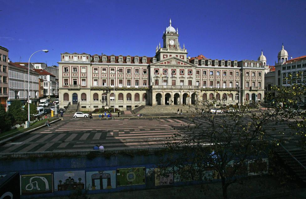 Ayuntamiento de Ferrol - FOTO: Efe / Kiko Delgado