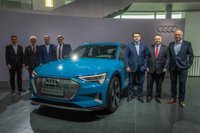 Audi aportó 1.096 millones al resultado del grupo Volkswagen en 2018, un 54% menos