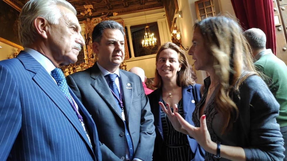 Jiménez-Becerril tras el acoso a Cs en Rentería: No hay derrota de ETA mientras no haya libertad