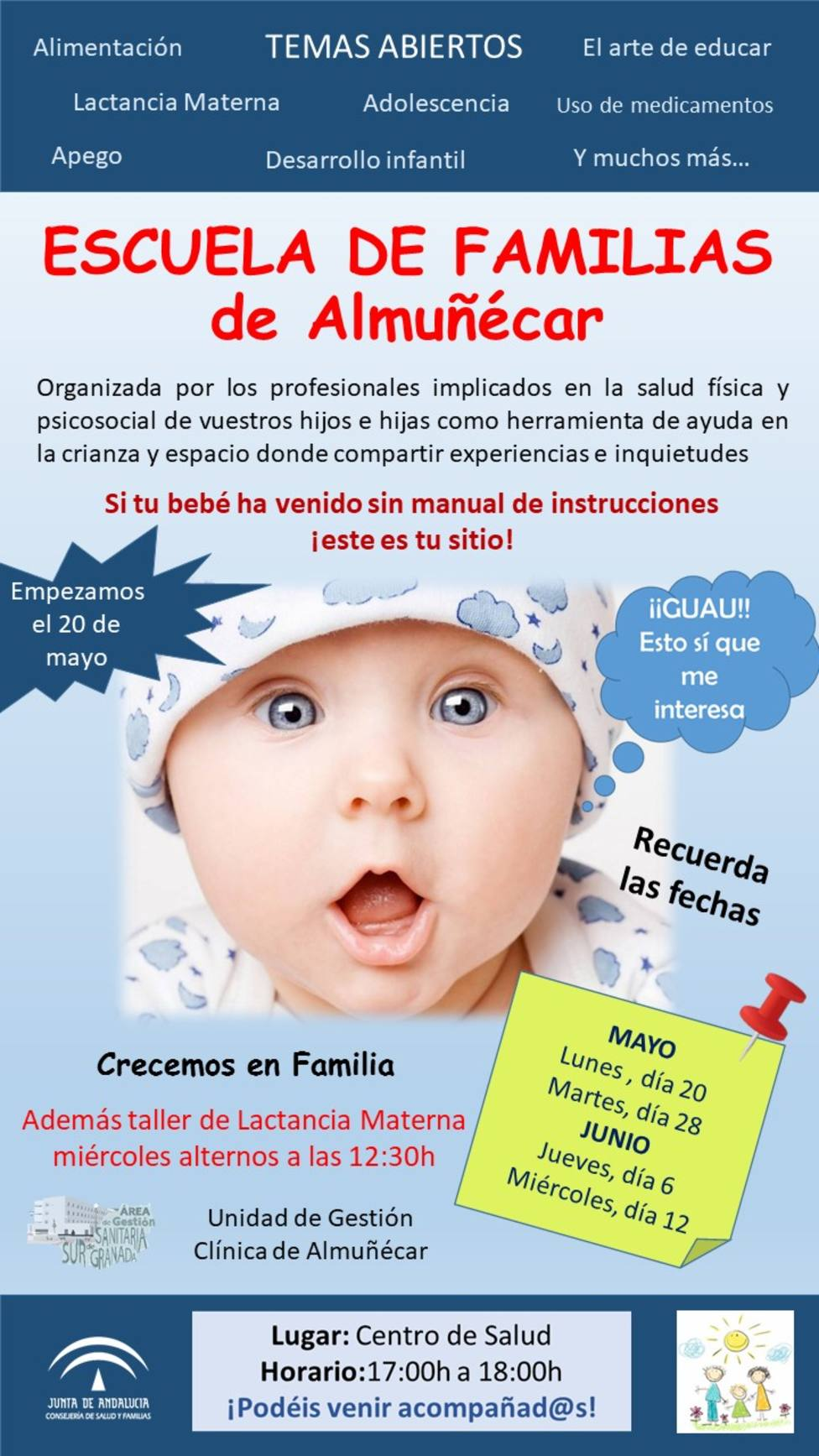 Escuela de familias Almuñécar