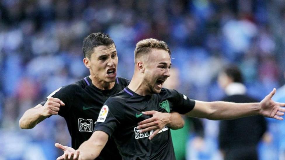 El Málaga tendrá que remontar para seguir soñando con el ascenso