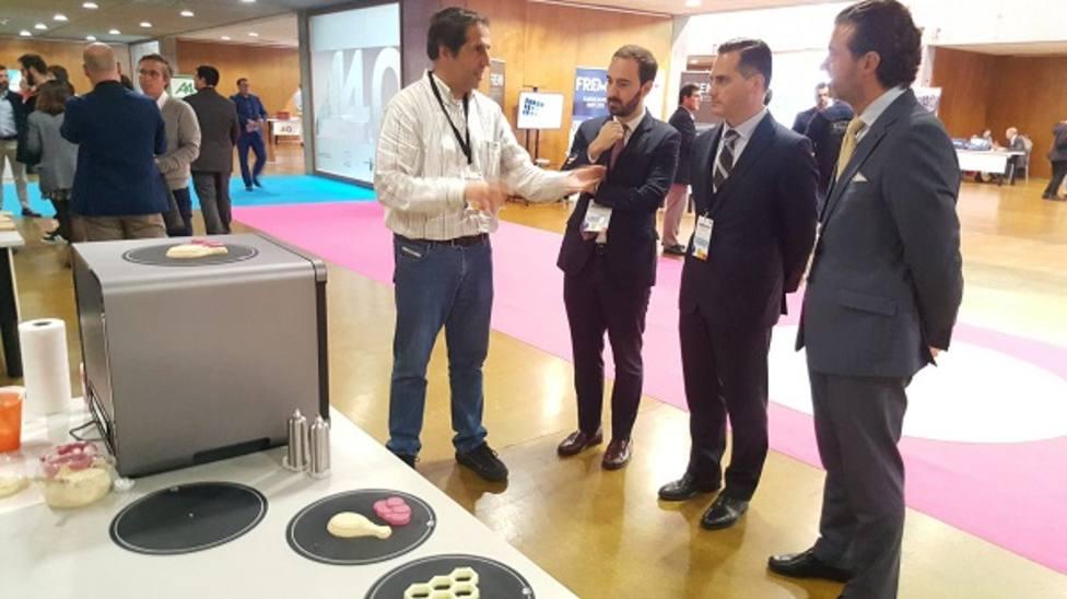 El foro nacional de impresión en 3D 'Aditiva 4.0' atrae a 600 profesionales de la digitalización