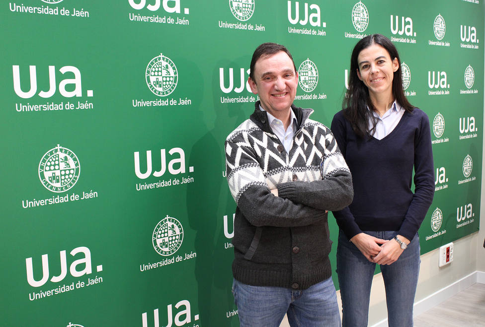 Rosa Rodríguez y Luis Martínez
