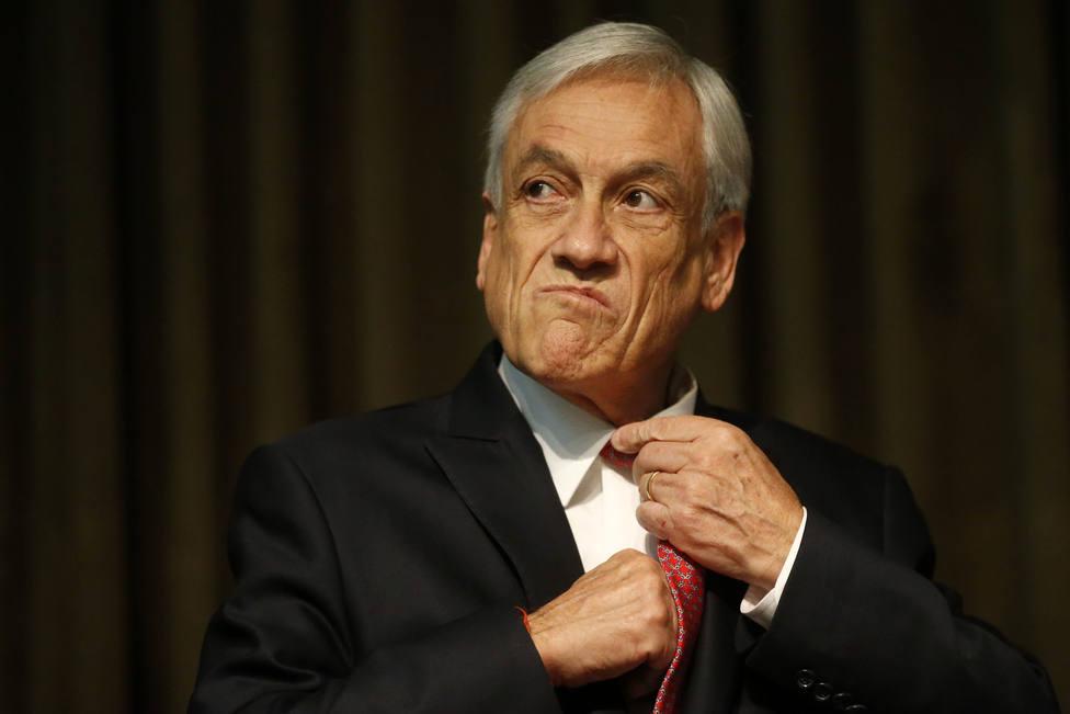 El presidente de Chile, Sebastián Piñera, ve insuficientes los avances de la Cumbre del Clima de Madrid