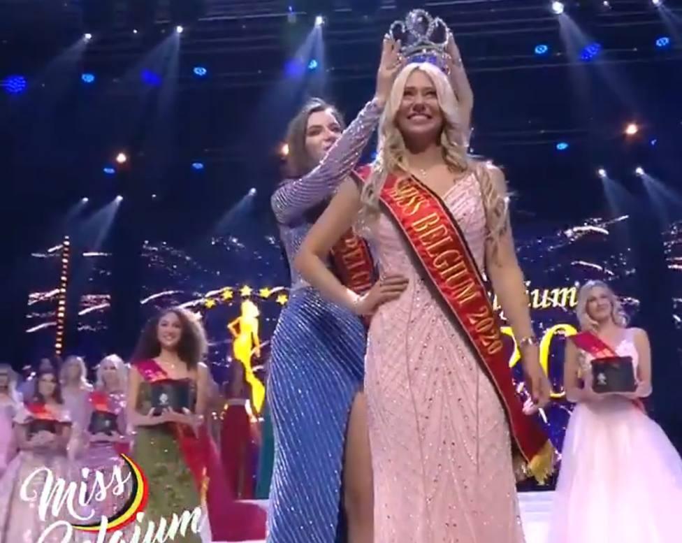 En Miss Bélgica solo ganan las flamencas