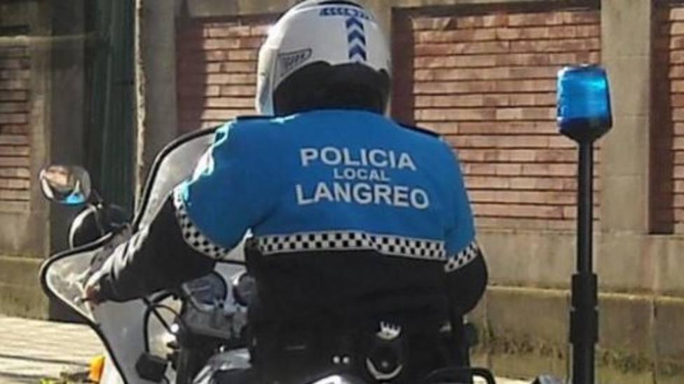Detenido por acosar a su expareja en La Felguera