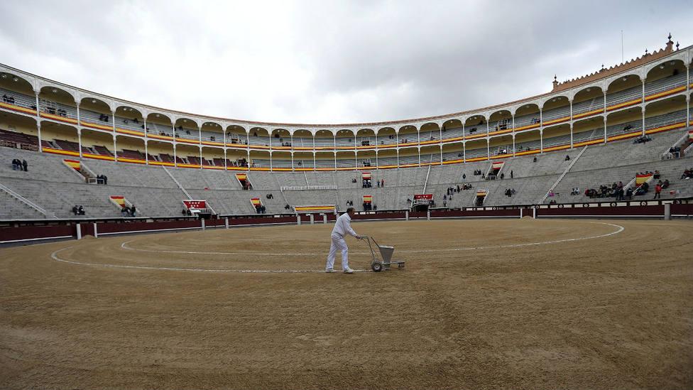 La plaza de toros de Las Ventas no podrá inaugurar su temporada el próximo 22 de marzo