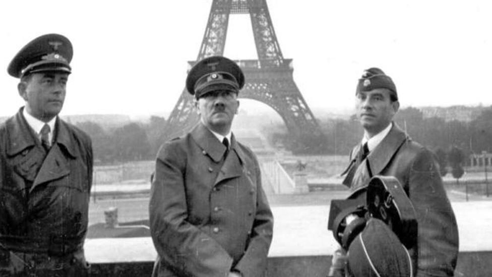 Monumentos de odio: así intentó cambiar Hitler la historia renombrando memoriales de la I Guerra Mundial