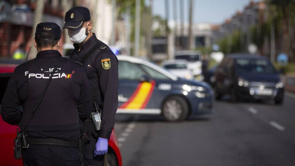 Detenido en el municipio sevillano de Dos Hermanas tras apuñalar varias veces a una mujer