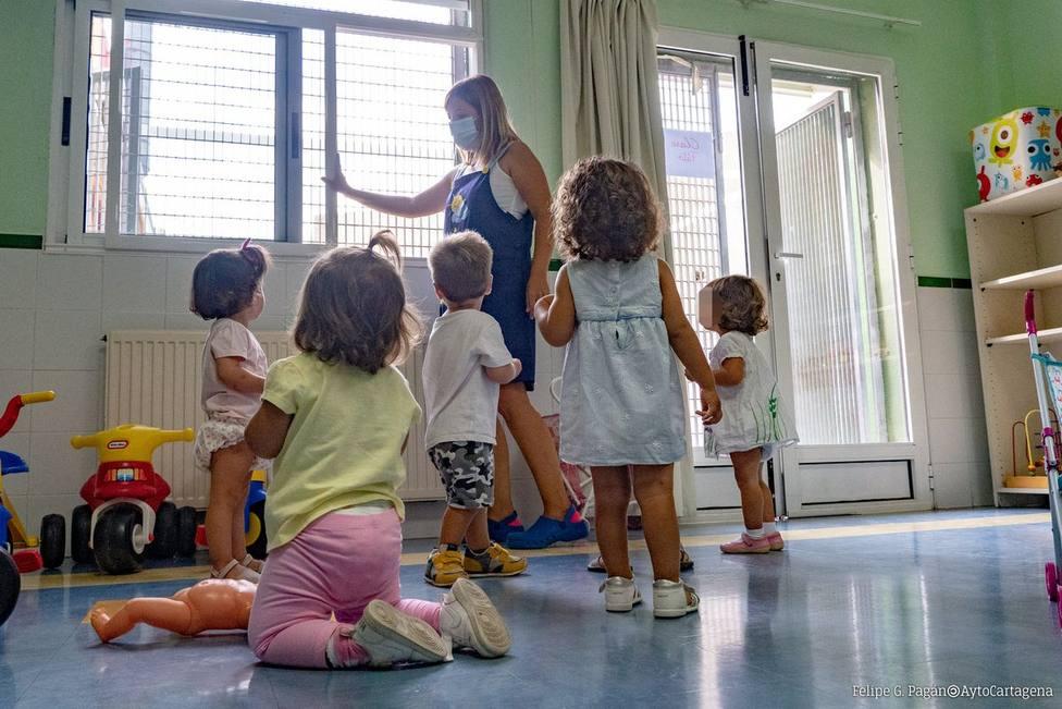 Sin incidencias en el arranque de curso de las Escuelas Infantiles