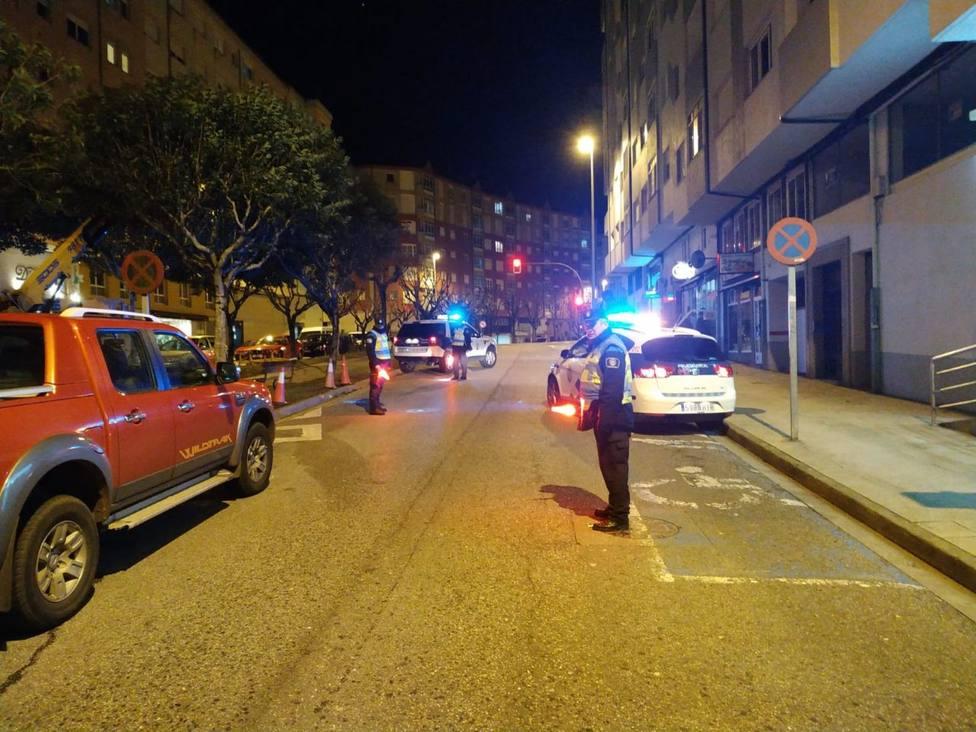Denunciado el propietario de un bar por incumplir las restricciones en Lugo