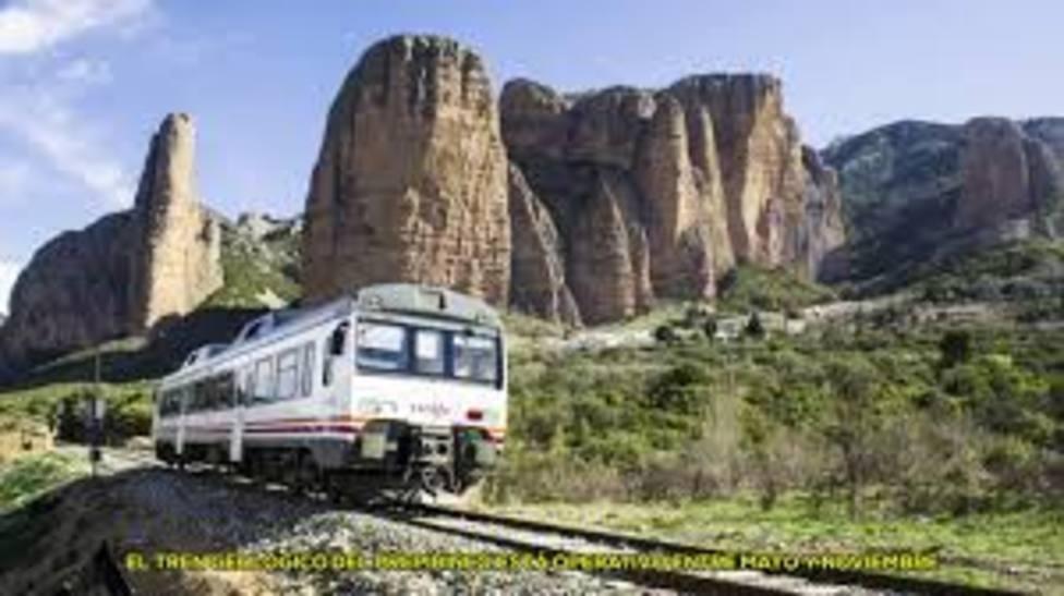 Tren geológico del Prepirineo